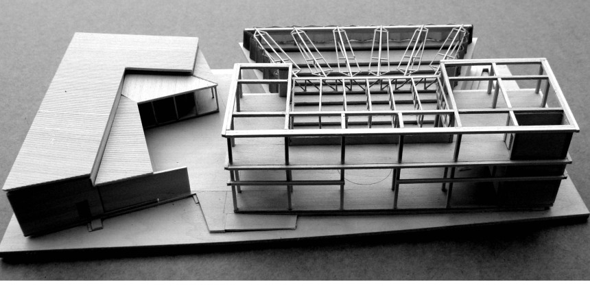 theater structure model